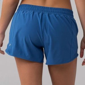 Lululemon Hotty Hot short size 4 (long 4)